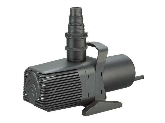 Multi-System Pond Pump